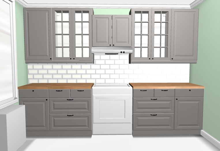 ikea kitchen corner cabinet
