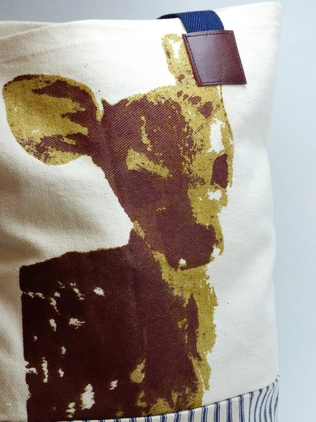 Deer screen print | The Projectory