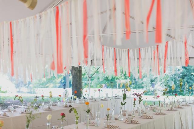 Awbury Arboretum wedding, Philadelphia